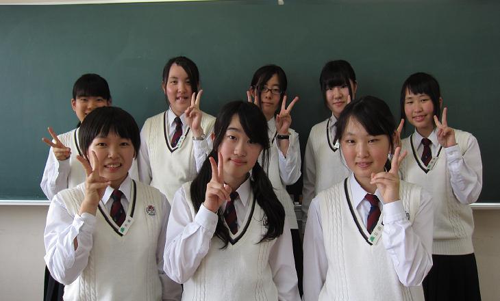 山門高等学校制服画像